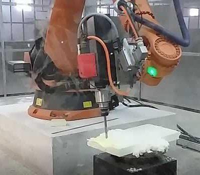 Robotic Milling