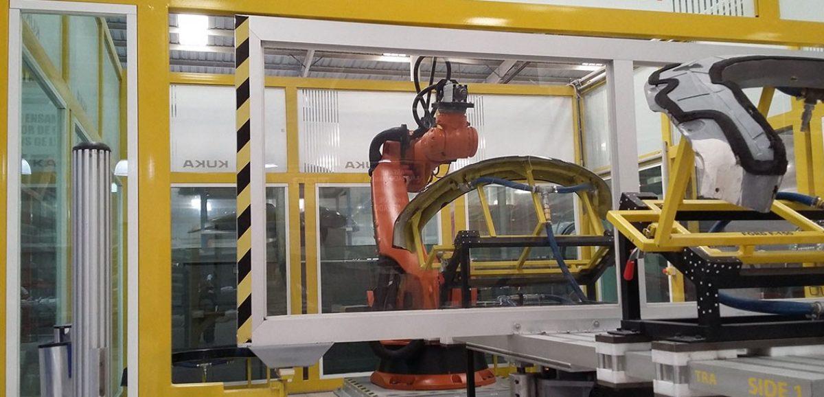 Robot Trimming Application Case Study Phoenix Control