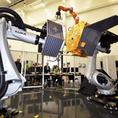 Robotics-Aerospace-Industry