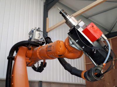 Industrial robots equipment