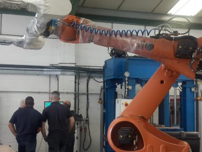 Industrial Robot maintenance