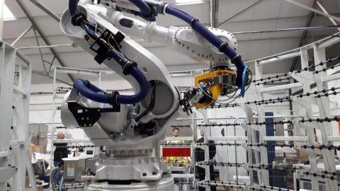 Robot Automation Essential for Business Success
